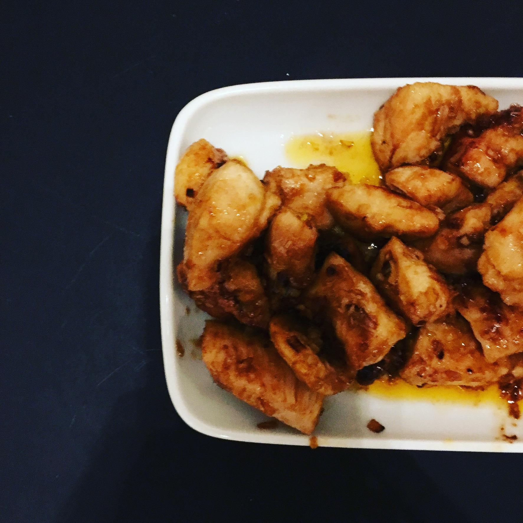 Vietnam  Kip met chili en citroengras