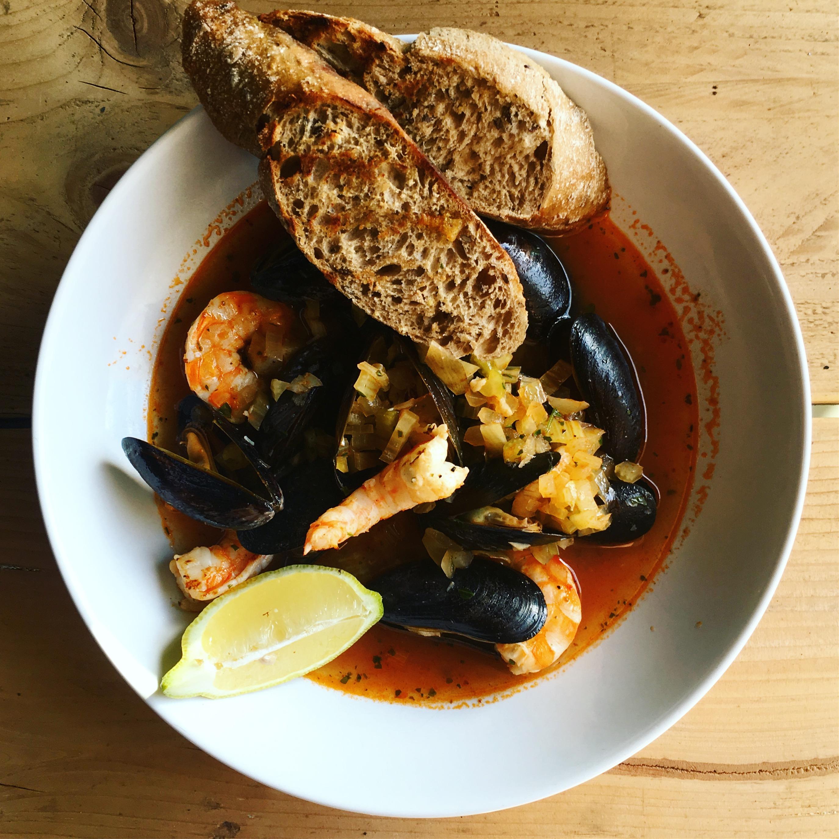 Zuppa di Pesce  Italiaanse vissoep